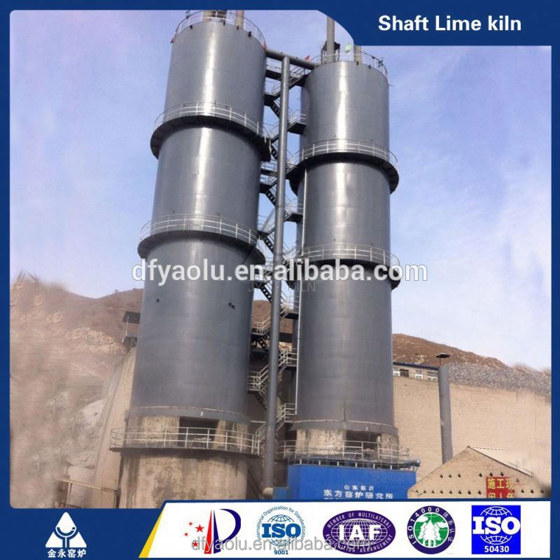 Eco-Friendly Vertical Quik Lime Kiln Factory In China Assessed Supplier Vsk Price