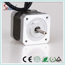 china stepper motor nema 17 cheap stepper motorfor 3d printer spare parts,mini stepper motor