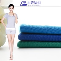 100%polyester Bead to the cloth Mesh fabric