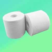 Product made recycled wrapping printed tissue hygienic paper
