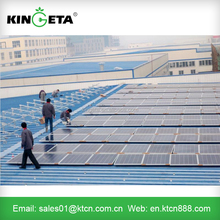Kingeta Off Grid Solar Panels in Pakistan Karachi 5MW Solar Roof Power System