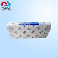 Toilet tissue manufacture in China