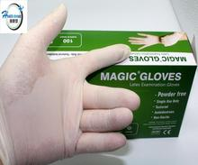 Free Samples disposable medical latex glove exam surgical gloves for use