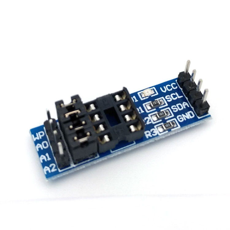 AT24C256 EEPROM Memory module I2C Interface Storage Module without Chip