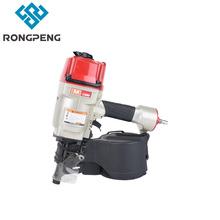 RongPeng 15-Degree Heavy Duty Coil Pallet Nailer MCN80 Air Nail Gun