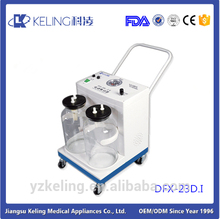 Modern design medical portable suction apparatus in China market With CE and ISO9001 Certificates