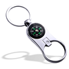Bottle Opener Key Ring Custom Metal Keychain