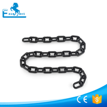 Professional plastic short link chain with high quality