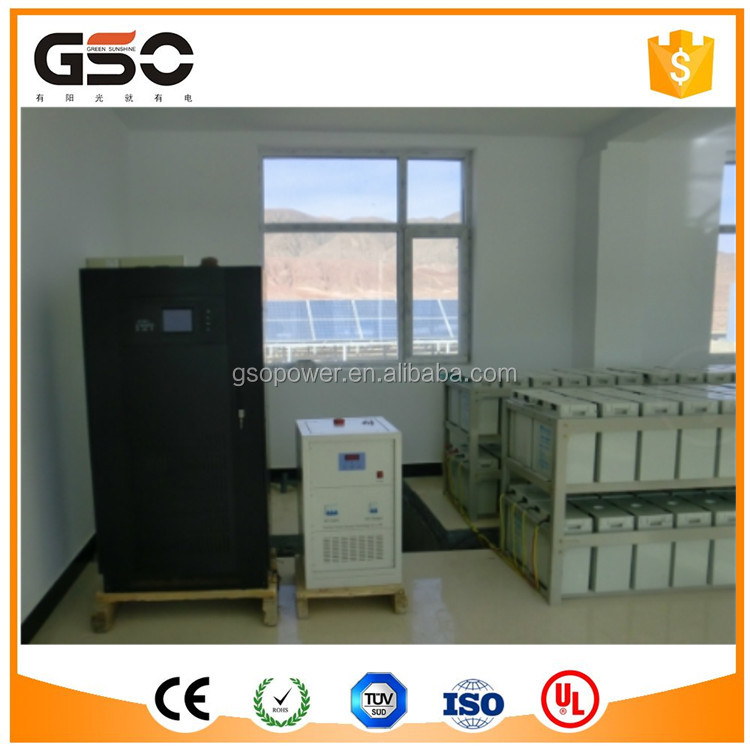 GSO excellent discharging Lead Acid Deep Cycle Solar Battery 12V 24ah