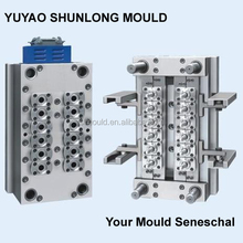 High quality multi cavity plastic injection preform mould