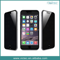 NEW 0.3 0.2 anti spy tempered glass privacy screen protector for apple iphone 6 & 6 plus