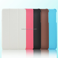 Thin Folio Smart PU leather case cover for Lenovo thinkpad 8