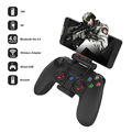 2017 new Wireless Gamepad Bluetooth Game Controller Gaming Joystick for Android / iOS