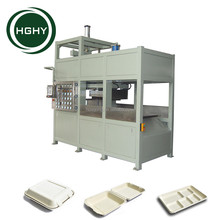 eco-friendly fast food palm plate making machine