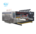 Great top sale corrugated carton box die cut printing machine
