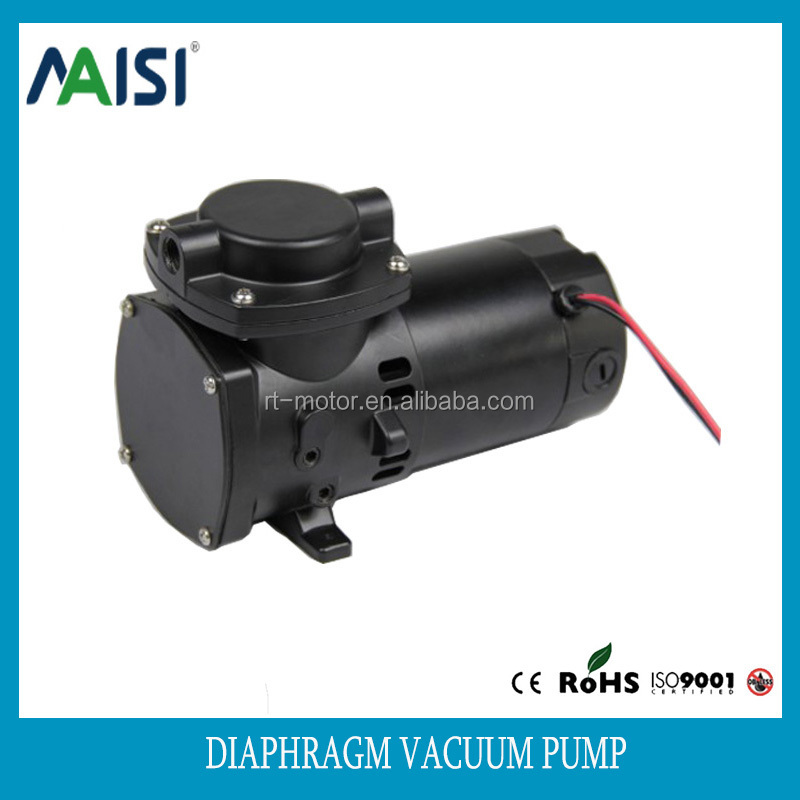 MINI DC 24v motor diaphragm vacuum pump