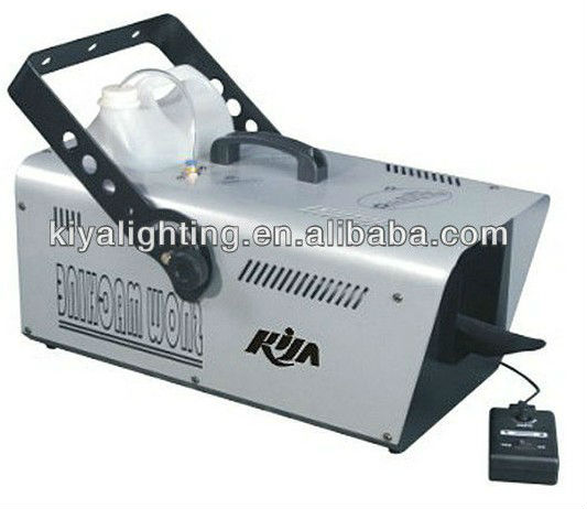 1500W snow effect machine for party/stage/wedding/concert