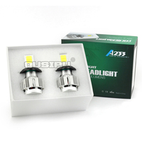 Good Quality A233 Car H4 Led Headlight Bulbs H4 H7 H9 H13 9005 9006 33W 3000LM High Power LED Car Headlight