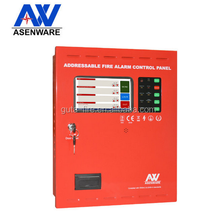 Addressable fire alarm control panel 24VDC/220VAC
