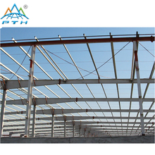 Prefabricated construction steel warehouse building with excllent plans
