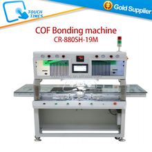 Semi automatic Hot Bar LCD Repair Equipment Single head Pulse Heat LCD TV Bonding Machine for FPC FPG COF TAB COG LCD Panel Fix