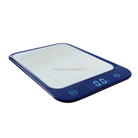 Ultra-thin Kitchen Scale With Stainless Steel Platform