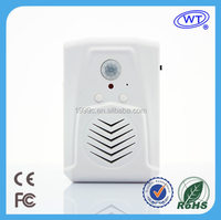 recordable tour guide pir motion sensor mp3 player