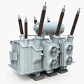Factory direct supply 132kv 6500 kva oil immersed transformer