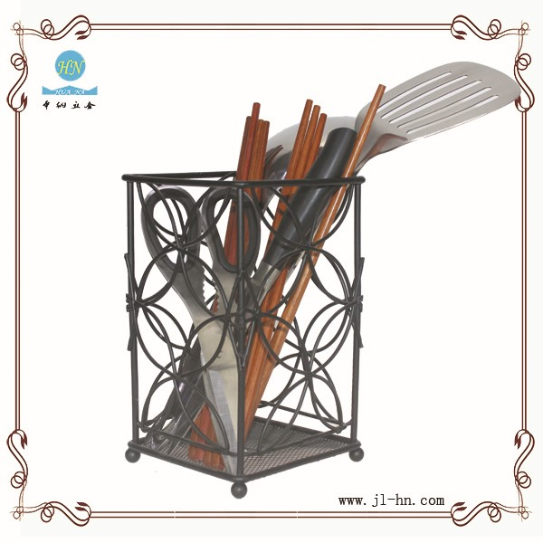 Kitchen knife and fork cutlery holder spoon stoarge
