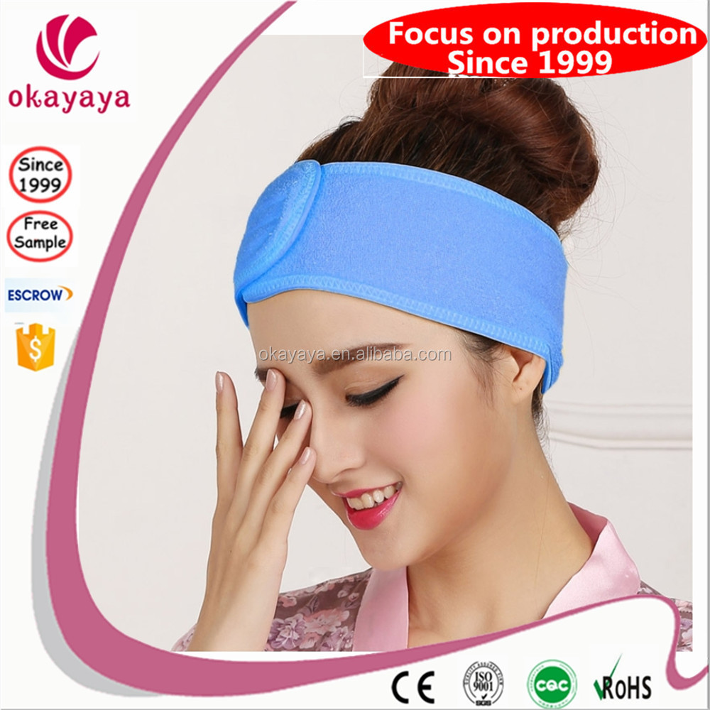 Hot selling spa headband for women