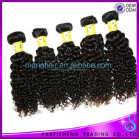 wholesale factory price body wave unprocessed alligator hair clips wholesale