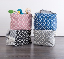 toy bins laundry room baskets magazine basket holder with handles