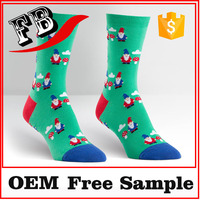 Women cute ankle socks silk sock christmas sock