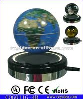 perfect AVATAR design magnetic floating globe suspending globe nice led turning&spinning globe display for gift&home decoration