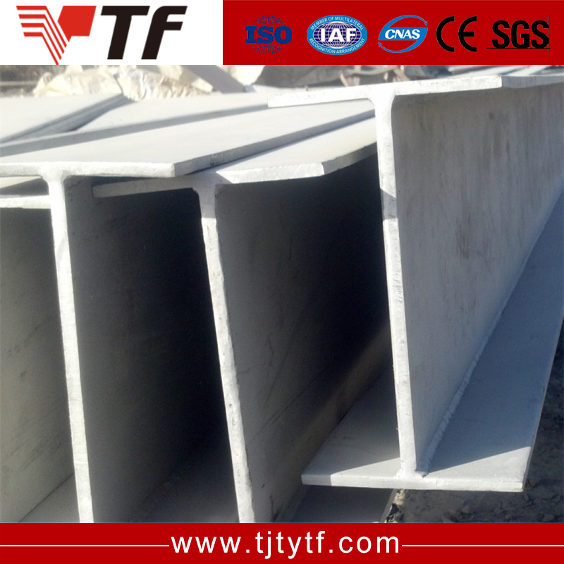 Q235 /Q345 /ASTM /A36 /SS400 S275jr size cart of H Beam perforated steel beams