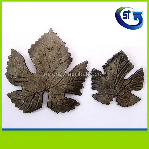Contemporary best sell ornamental metal wrought iron rosettes