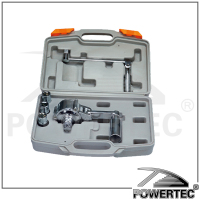 POWERTEC 800N.M Torque Multiplier,tire changing hand tools,wheel nut remover