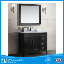 Chinese Origin Modern Design Solid Wood Bathroom Vanity
