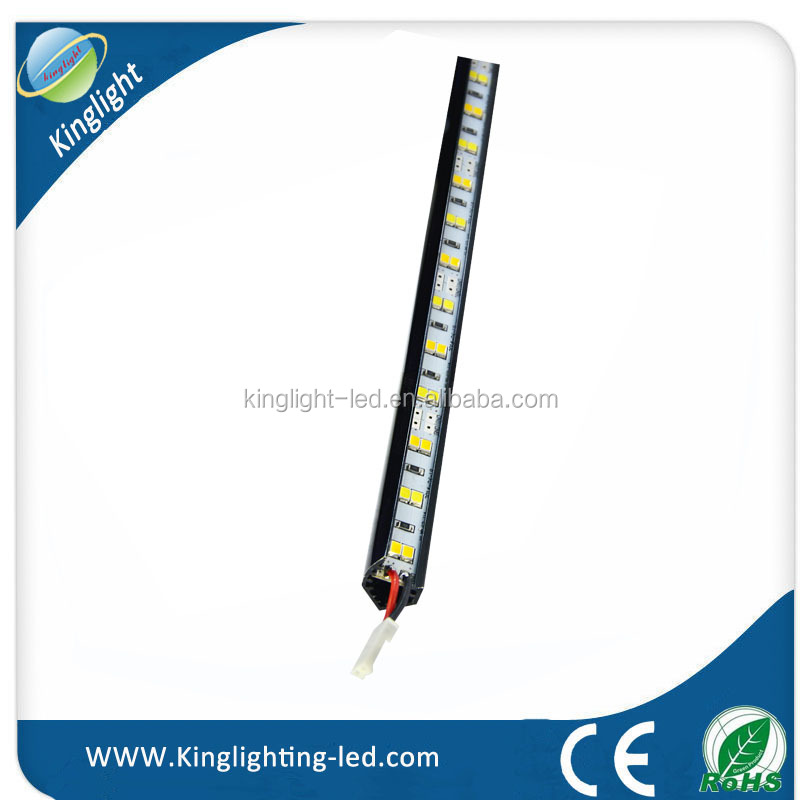 wholesale Rigid Hard Led Light Strip Kit Led Bar Strip Lights Closet Under Counter Display Case Under Cabinet Light Tape