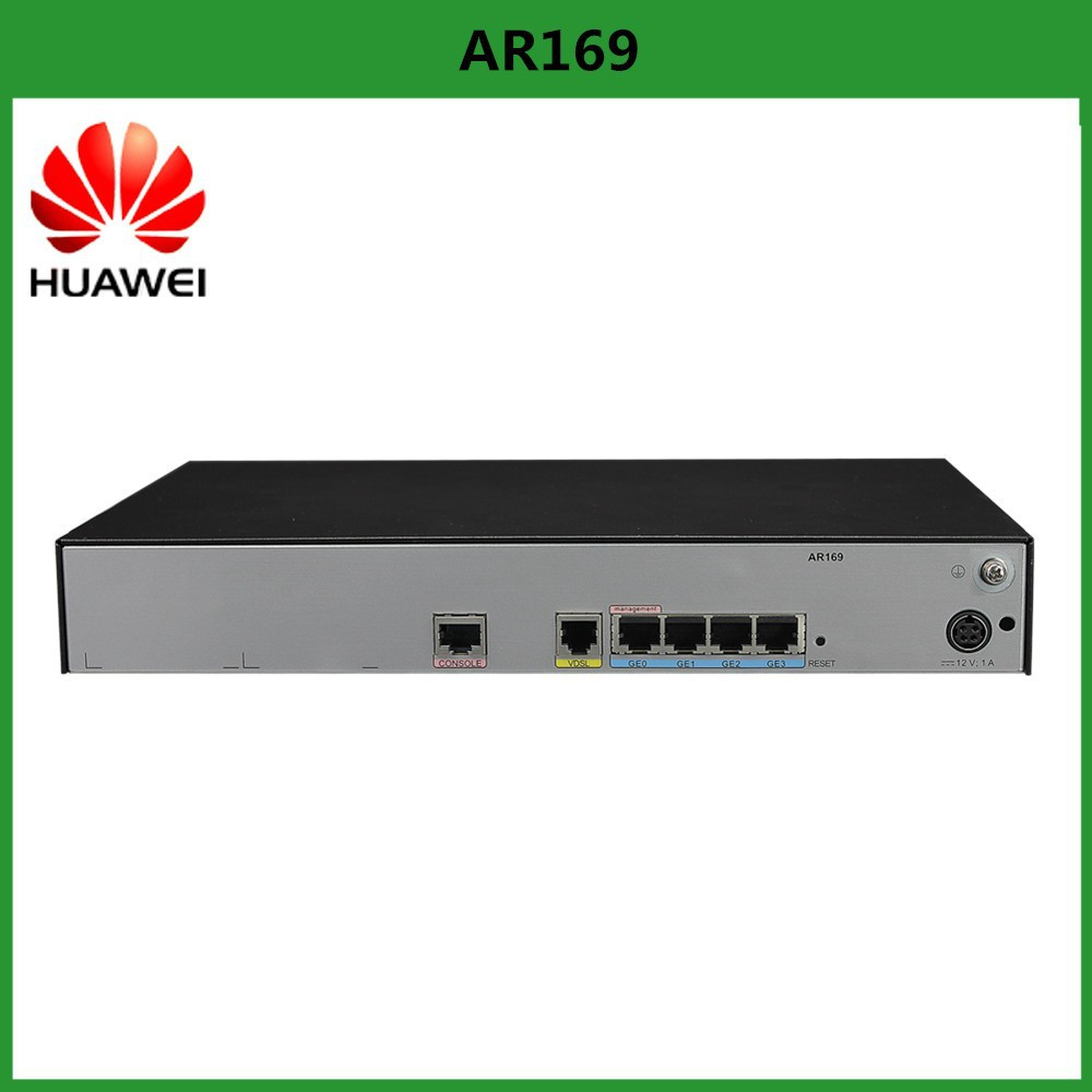 Huawei AR169 Series Enterprise 3G Wireless Router