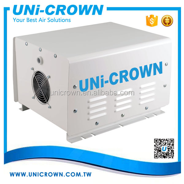UN-400V 680mmHg 400LPM 1HP dry medical vacuum pump