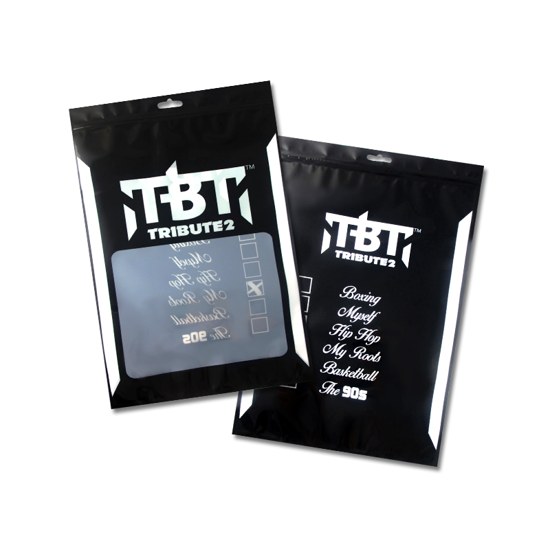 11*22cm Matte Custom printed plastic ziplock bag with clear window for iphone case/cable