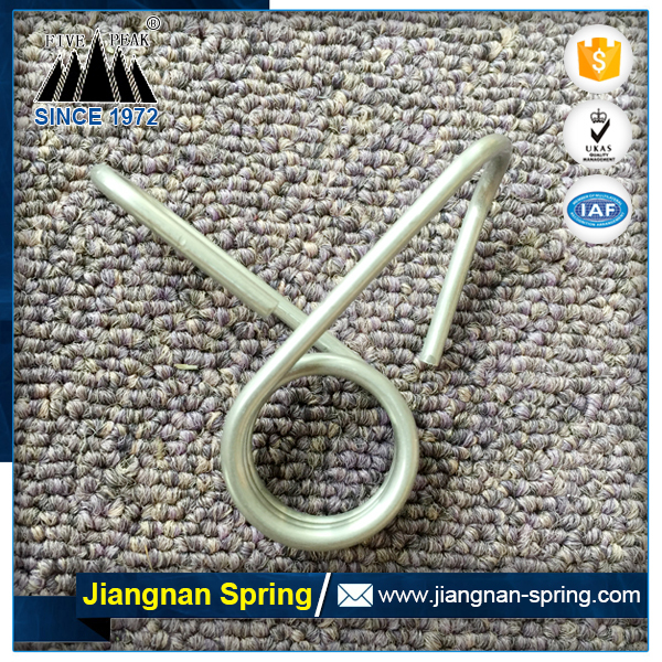 China cheap custom steel spring clips for recessed lighting with competitive price