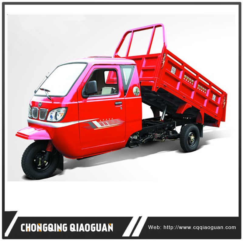 Hydraulic Dumping Tricycle Vehicle with Tipper