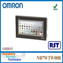 "OMRON NB7W TW00B TW01B with 7"" TFT LCD display HMI Touch Screen"