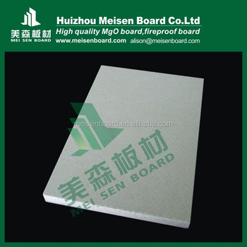 Newest Fireproof Insulation Magnesium Oxide board Mgo Board