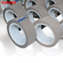 Gray Skived PTFE Film Tape High Temperature PTFE Tape