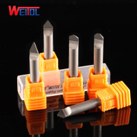 WeiTol hot sale diamond cnc tools stone cutting bits for granite diamond cutting tools