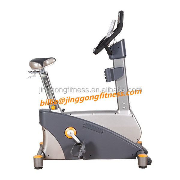 Business style bodybuilding equipment / moto in posizione verticale / Commercial Upright Bike JG-1218 CE approved