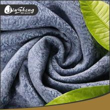 Good selling different types chenille wholesale luxury blue curtain fabric
